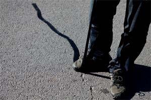 路面龟裂缝修补