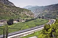 山西忻阜高速公路科技示范工程