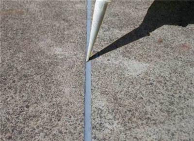 嘉格冷灌缝胶-无需加热双手即可完成水泥混凝土路面裂缝灌缝施工