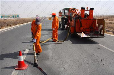 灌缝胶:路面裂缝灌缝材料