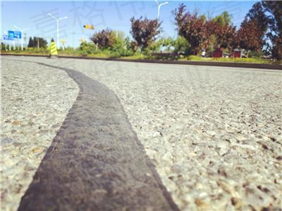 沥青路面裂缝贴